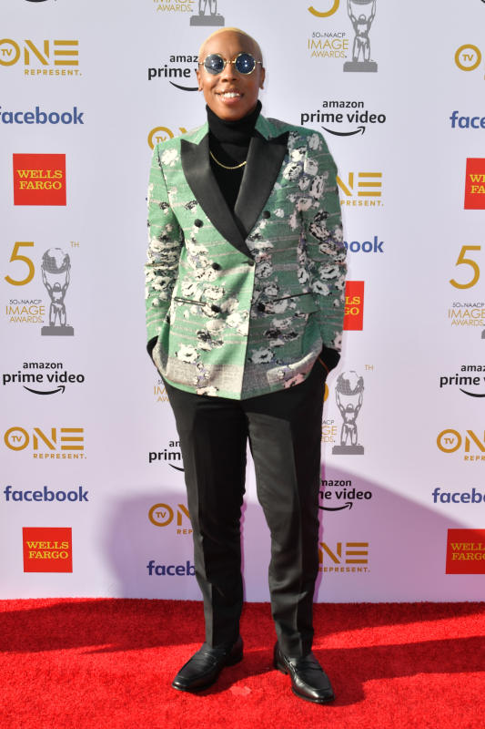 50TH NAACP IMAGE AWARDS RED CARPET 2019 LENA WAITHE.png