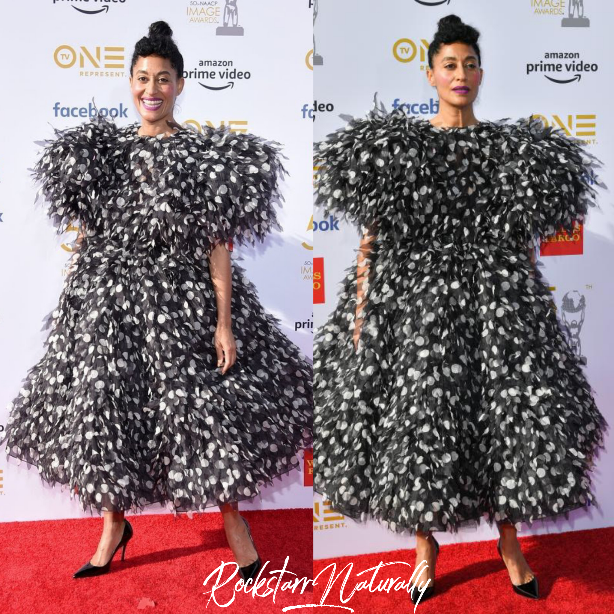 TRACEE ELLIS ROSS - In Marc Jacobs