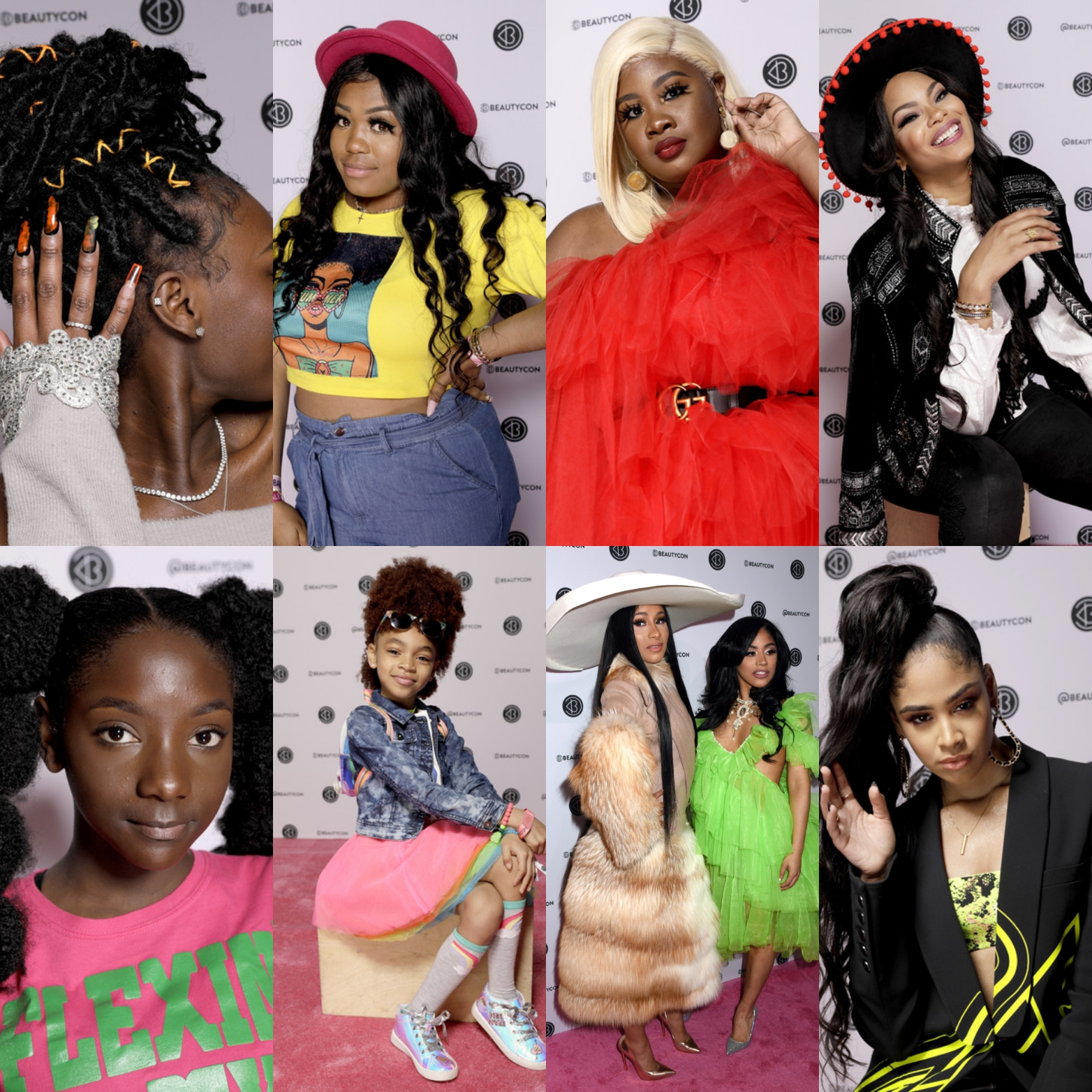 BEAUTYCON NEW YORK 2019 GUESTS DAY 2 COLLAGE 2.jpg