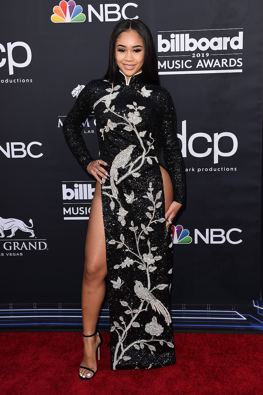 BBM AWARDS 2019 RED CARPET SAWEETIE.jpg