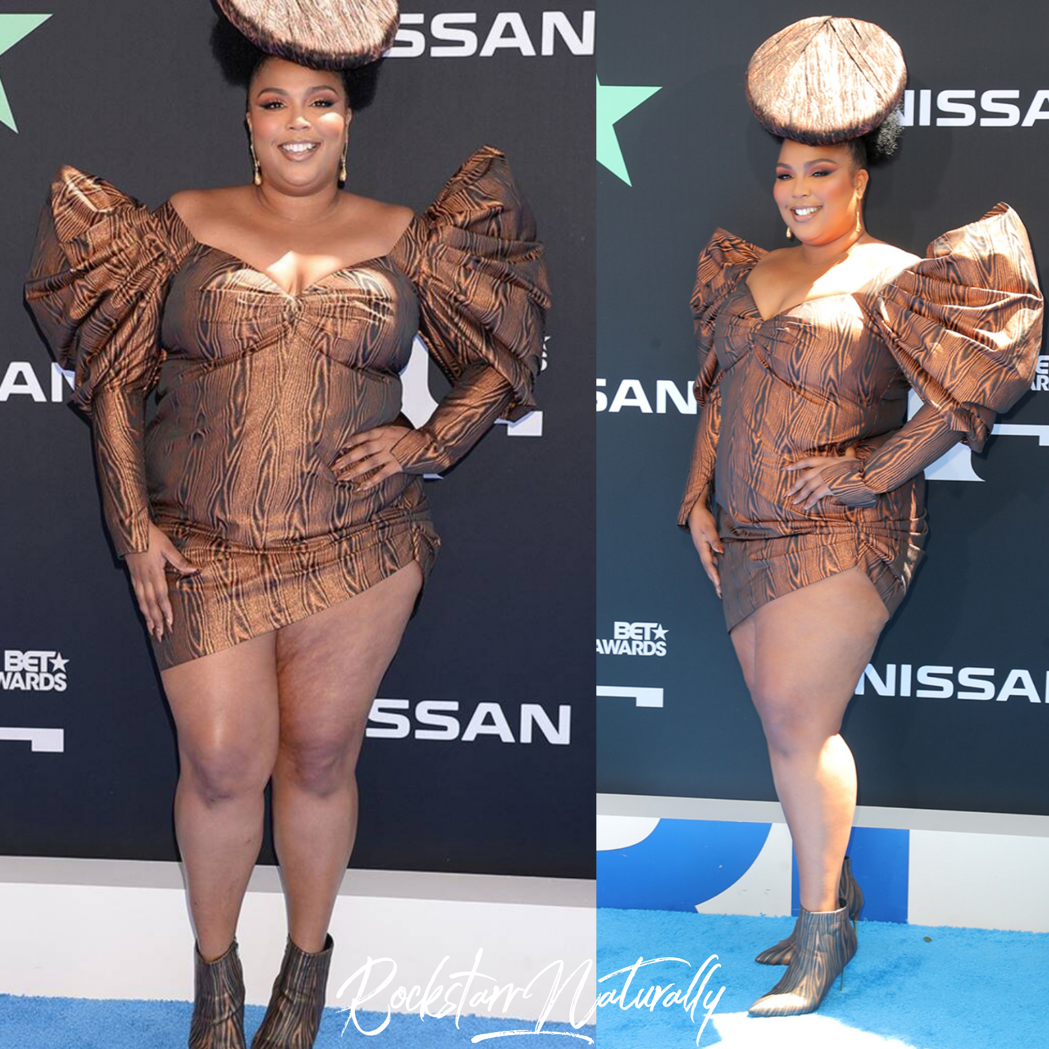- Lizzo in House of Holland