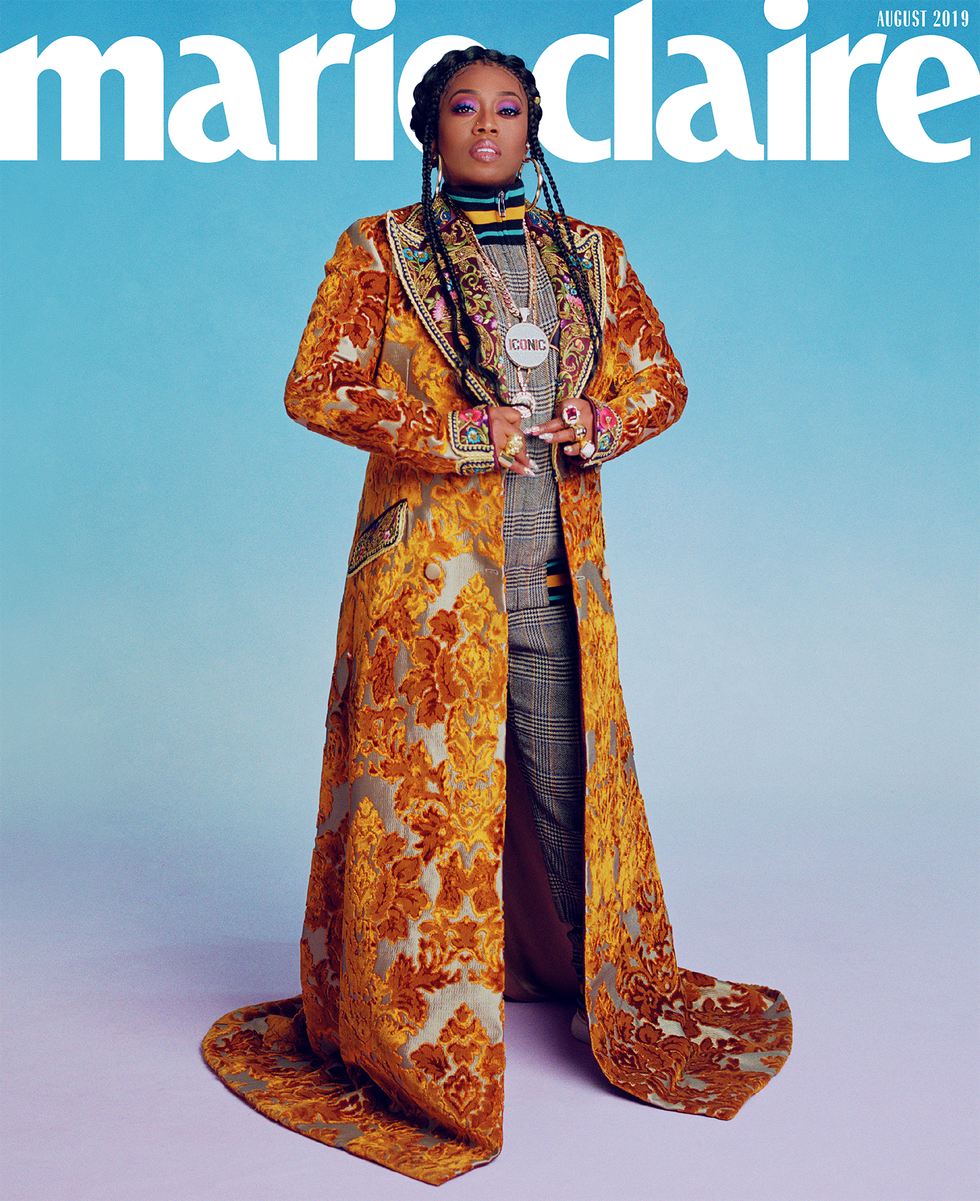 MARIE CLAIRE AUGUST 2019 ISSUE MISSY ELLIOTT COVER PHOTO 2.png