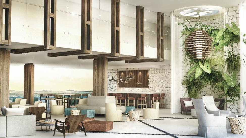 Interior - Lobby Lounge