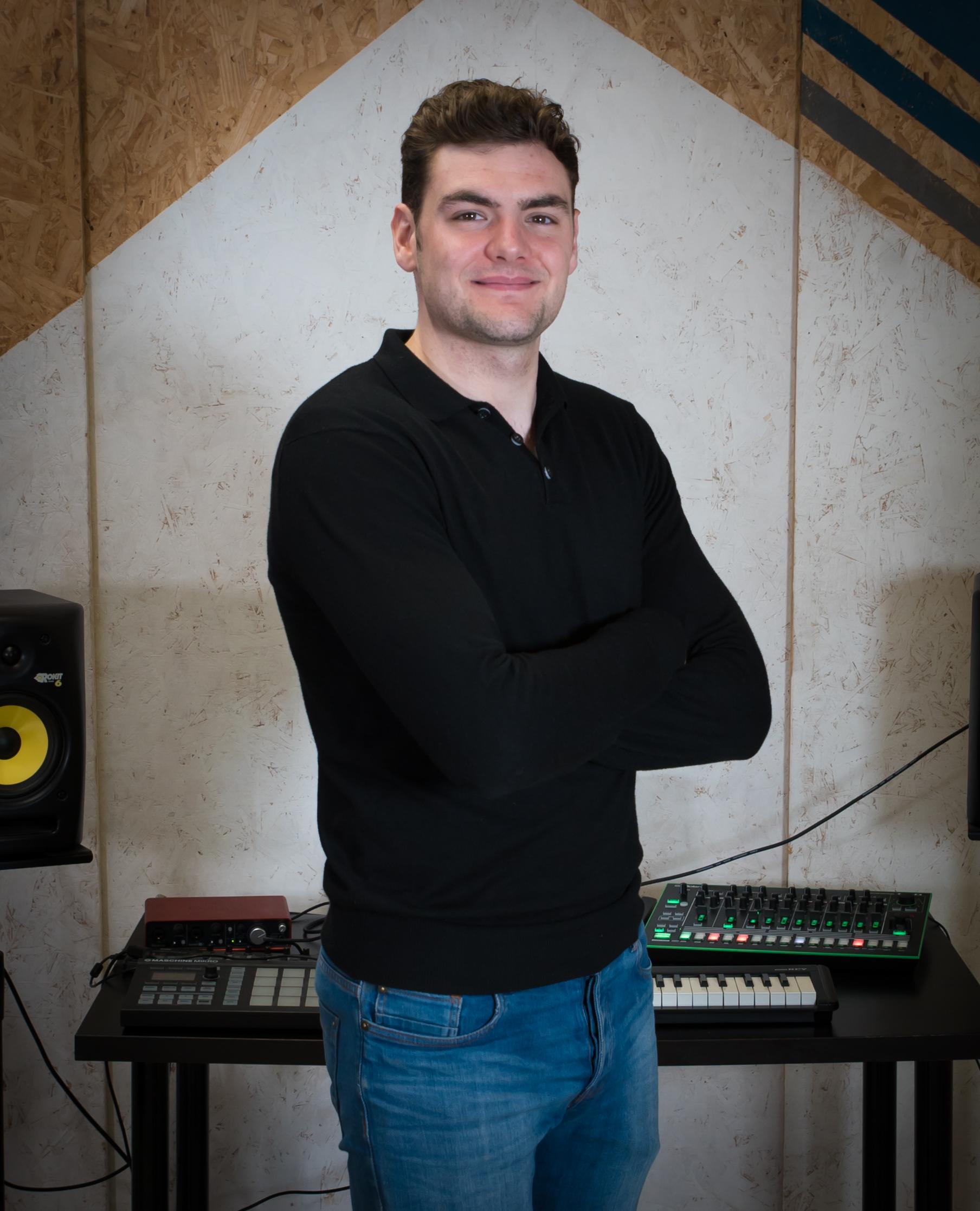 START MAKING MUSIC YOU LOVE  -