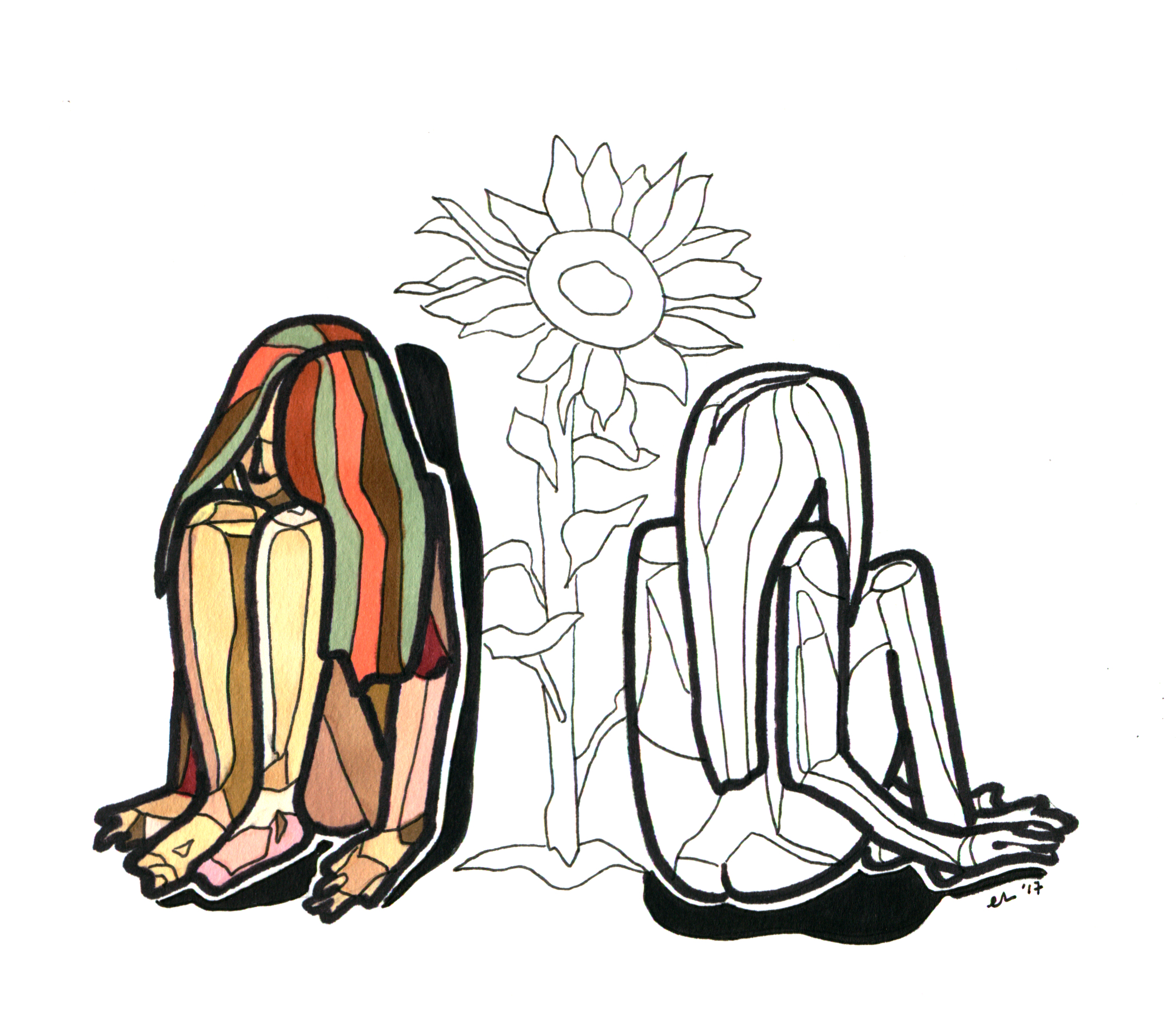 sitting with sunflowers.jpg