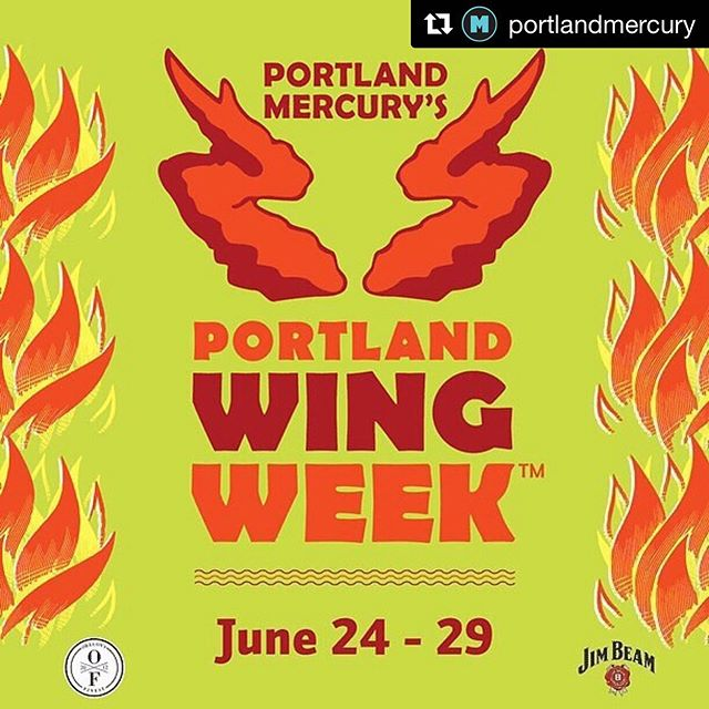 Some awesome restaurants participating in #portlandwingweek this year including our partners @ateohatepdx, @boke_bowl, @lardopdx, @lasprimaspdx, and @reverendsbbq!! 🤤 ••• #Repost @portlandmercury ・・・ 🍗✨💵✨🍗 ⠀⠀⠀⠀⠀⠀⠀⠀⠀⠀⠀⠀ We'll buy your wings! Four lucky winners will receive $50 just for EATING WINGS!!! ⠀⠀⠀⠀⠀⠀⠀⠀⠀ ⠀⠀⠀⠀⠀⠀⠀⠀⠀⠀⠀⠀⠀⠀⠀⠀⠀⠀⠀⠀ ⠀⠀⠀⠀⠀⠀⠀⠀⠀⠀⠀⠀ ⠀ HOW TO WIN: 1)  Follow @portlandmercury 2)  Post 5 different photos of yourself with the wings, tag the restaurants and @portlandmercury 3)  Use hashtags #mercurywings19 and #portlandwingweek ⠀⠀⠀⠀ ⠀⠀ ⠀⠀⠀⠀⠀⠀⠀⠀⠀⠀⠀⠀ ⠀ ⠀⠀⠀ ⠀⠀⠀⠀⠀⠀⠀⠀⠀⠀⠀⠀ ⠀⠀⠀⠀⠀⠀⠀⠀⠀⠀⠀⠀ ⠀  Submit as many photos as possible and winners will be contacted on Monday July 1st! ⠀⠀⠀⠀⠀⠀⠀⠀⠀ ⠀⠀⠀⠀⠀⠀⠀⠀⠀⠀⠀⠀ 💸 happy eating! 💸