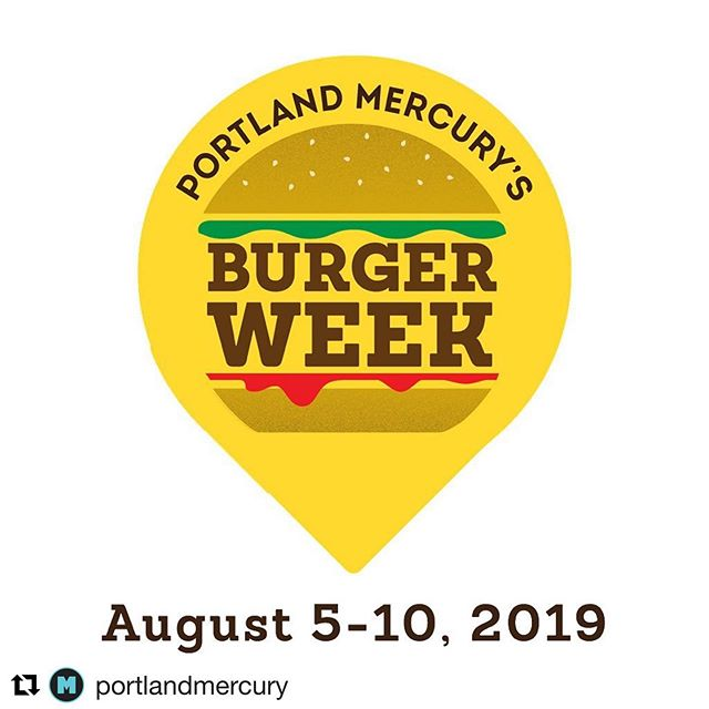 Halfway through #portlandburgerweek! $5 burgers at over 60 local restaurants. What are your favorites so far?? 🍔 @boke_bowl  @noranekopdx  @lasprimaspdx