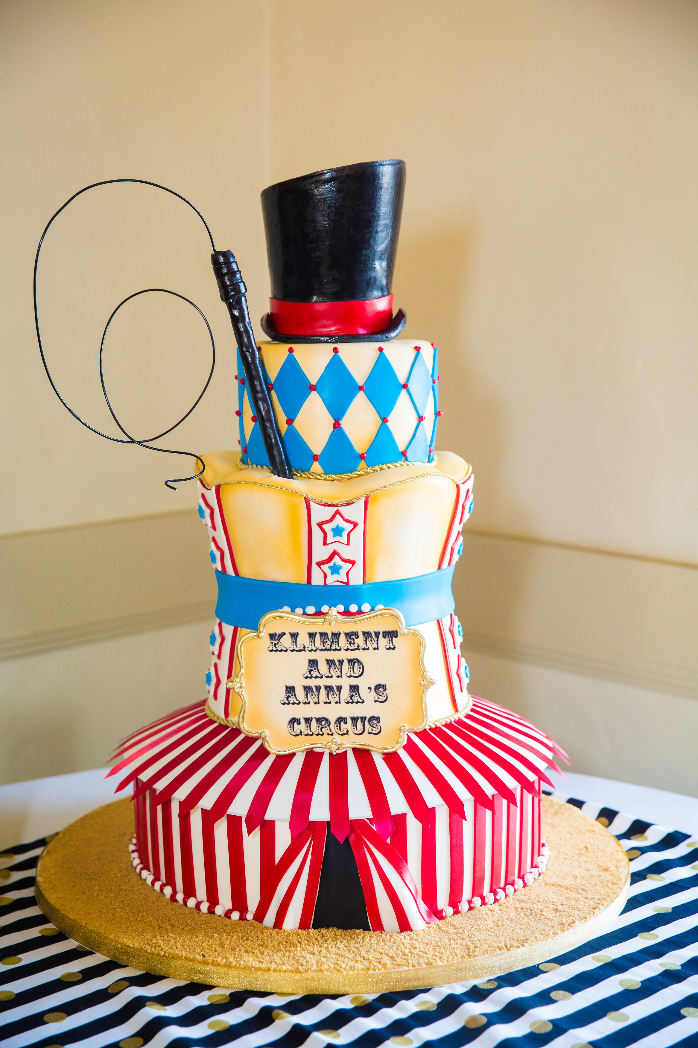 Cake by  Rossmoor Pastries