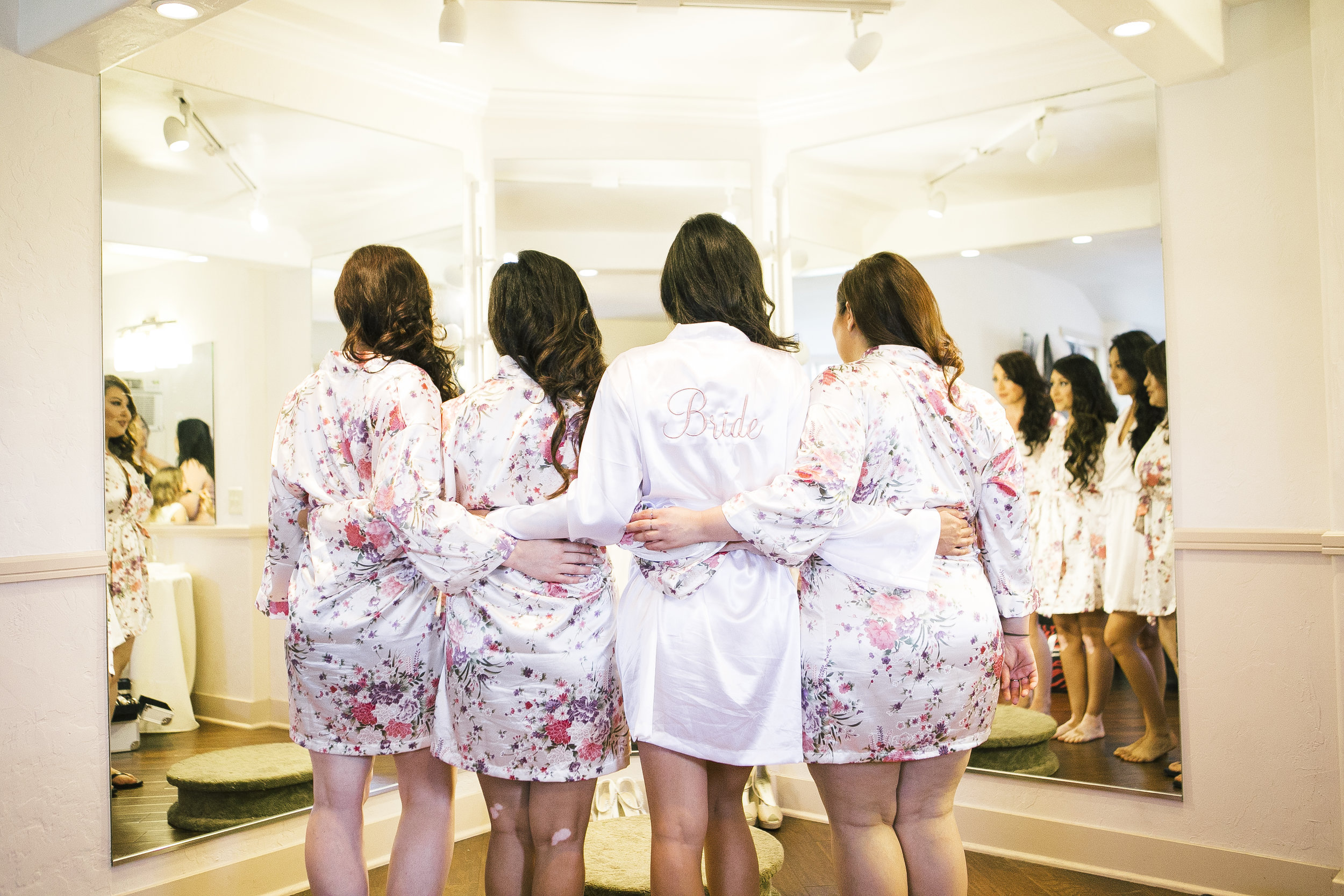 picture perfect bridesmaids