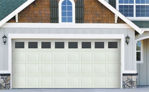 $799 16'x7' Traditional - Just need a regular door? Not looking to spend a lot of money? Hopefully this helps,Includes installation w/ 1 year warrantyWindows not included
