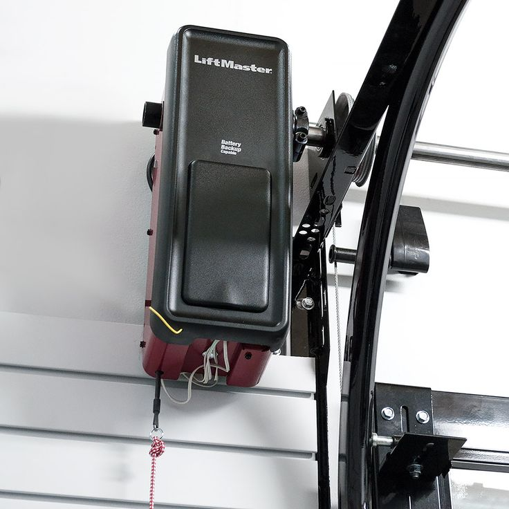 $589 Liftmaster Jackshaft  - Need to clear up some ceiling space? This motor is installed on the side of your door with minimal operating noise