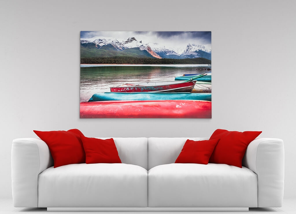 Wall-Art-Metal-Print-White-Couch-Red-Pillow.jpg