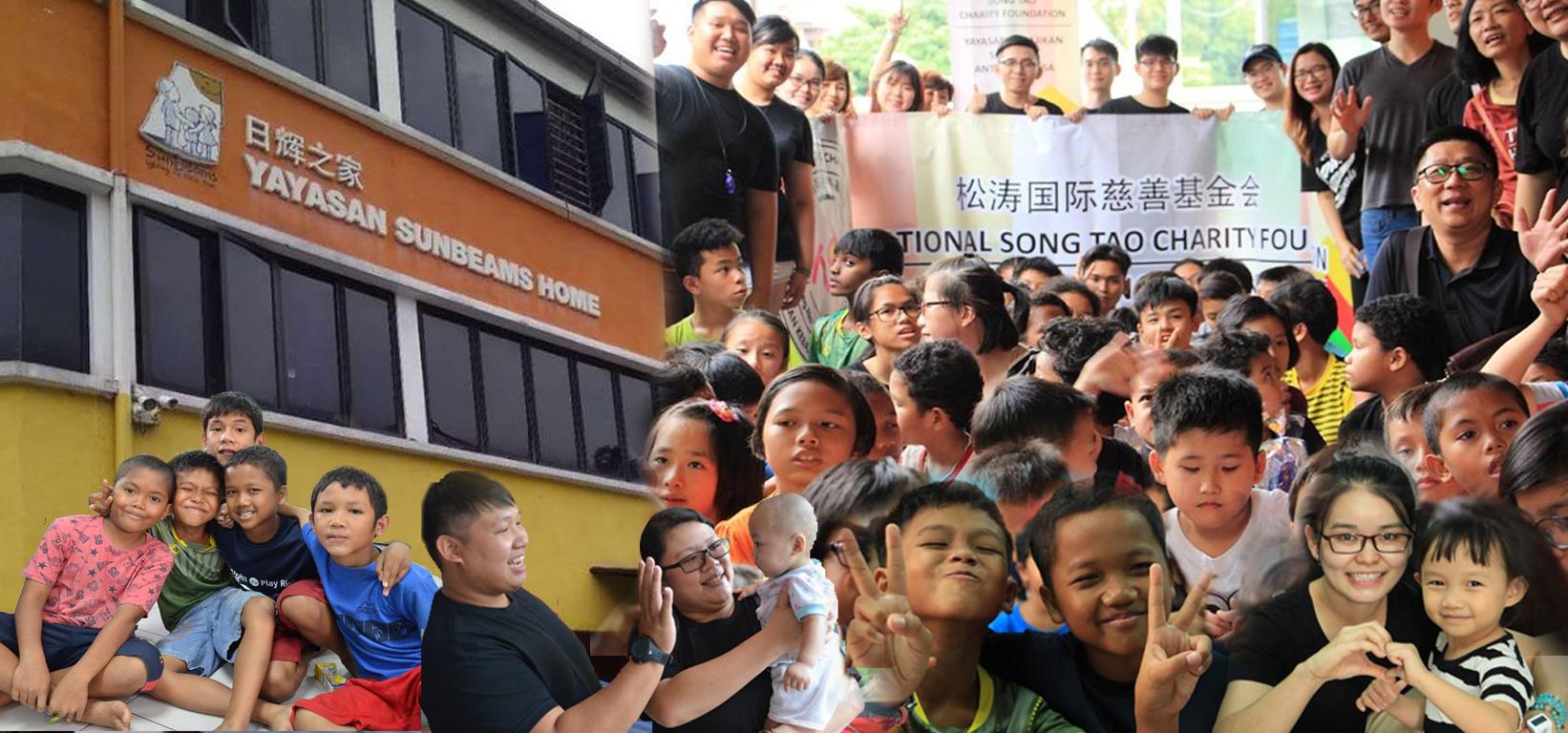 Visit Orphanage - Yayasan sunbeams homes