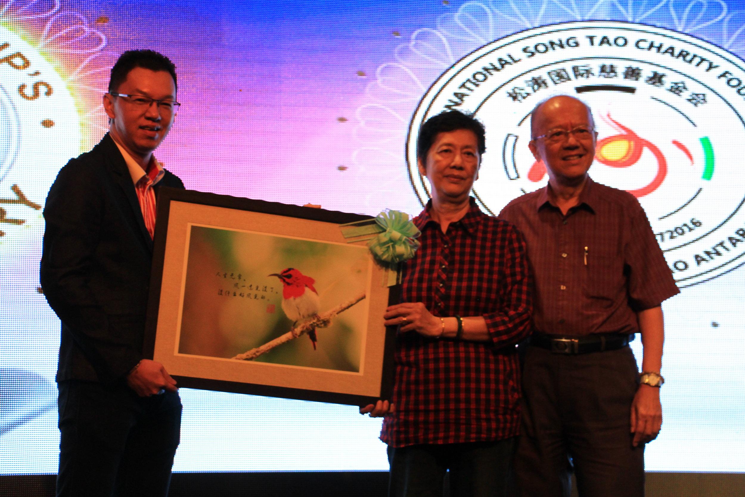 21st Anniversary on 10/11/2017 - international song tao charity foundation
