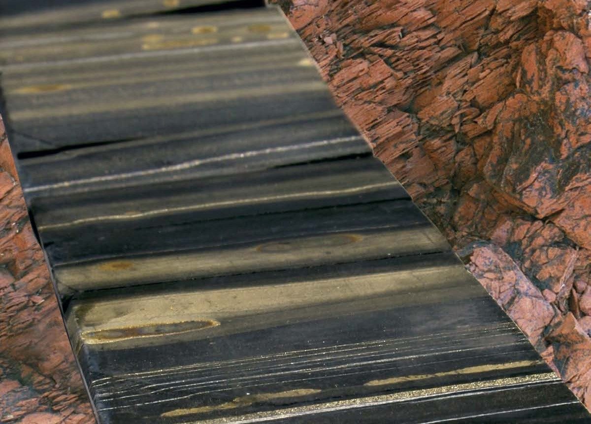 Sediment cores record oxygenation of the early Earth