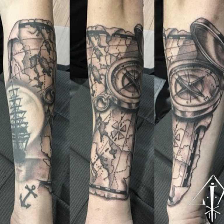 Pete Duncan Tattoo Tattoos Kamloops LifeInkTattoo Life Ink Tattoos