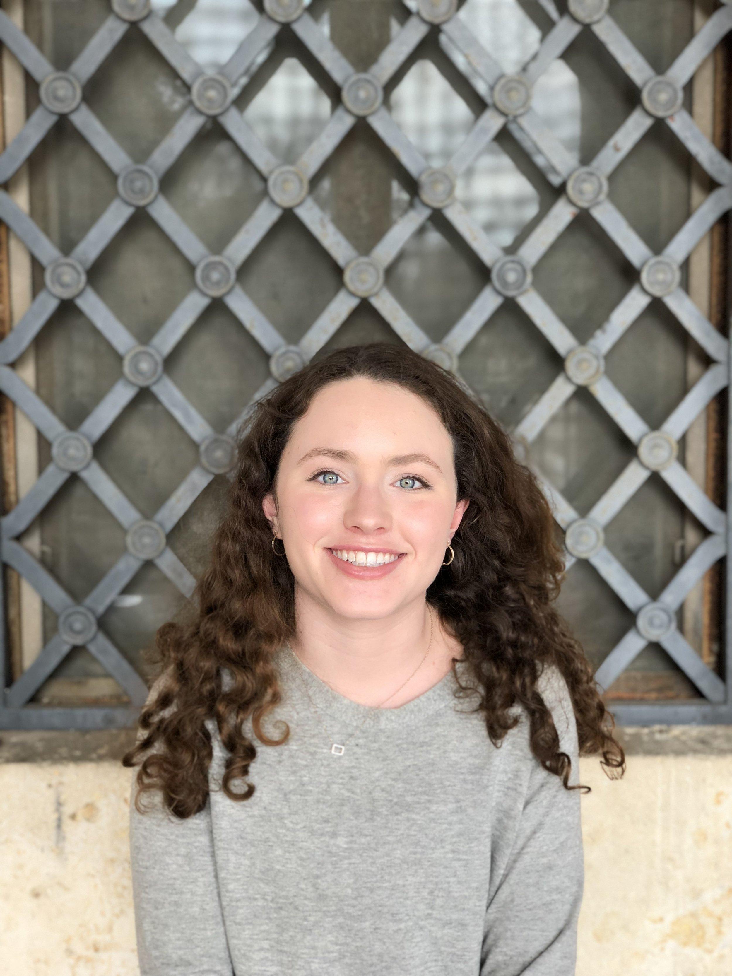 Isabel Draper, Copy Editor
