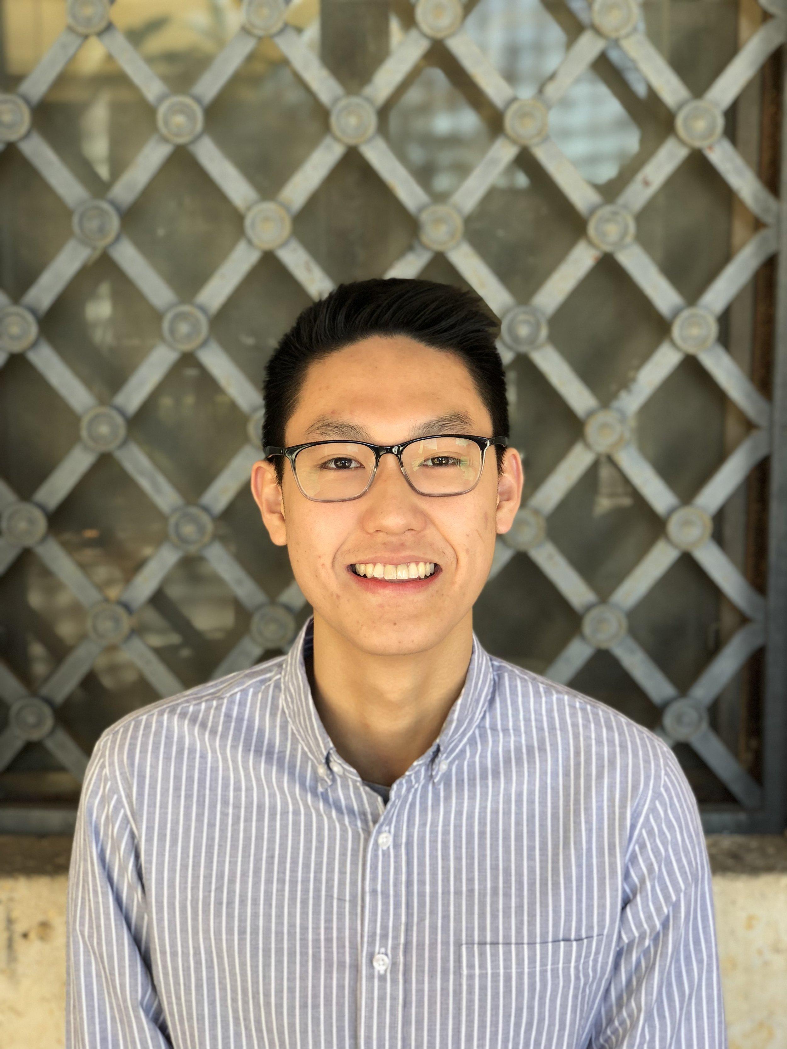 Jeffrey Chen, Research Intern