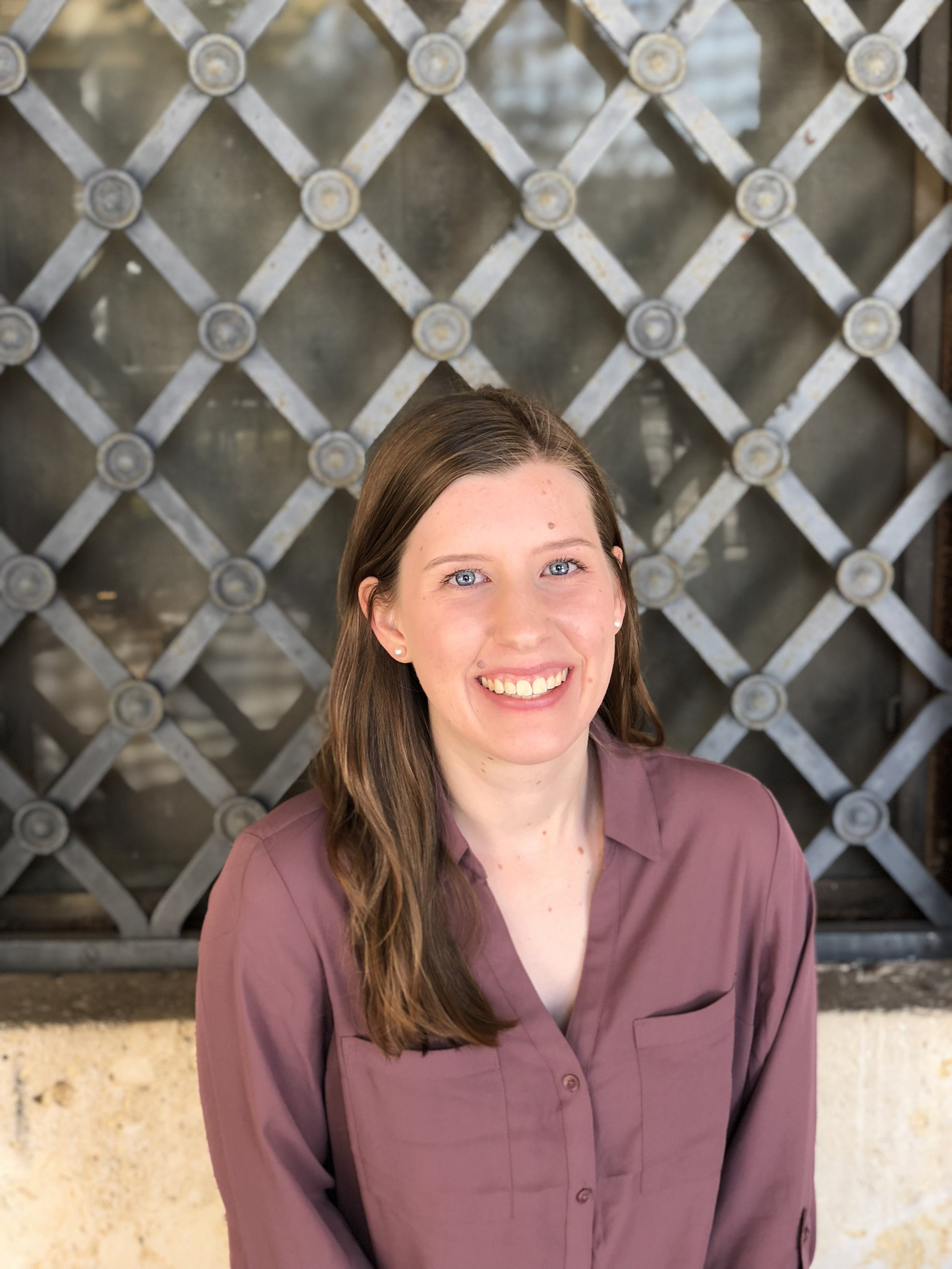 Brittney Vanderwoude, Research Intern