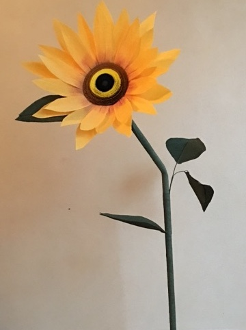 Standing Sunflower.JPG
