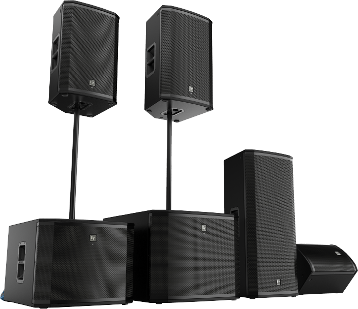 SOUND - mobile / pro audio