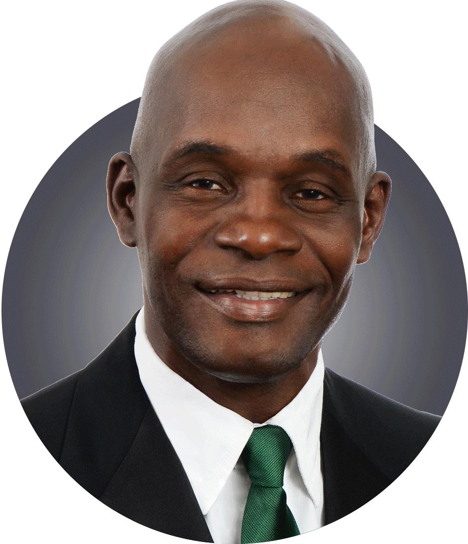Mr. Derek Smith - Vice Chairman