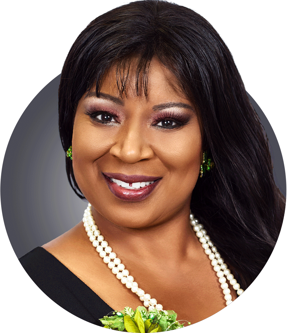 Ms. C. Maria Neymour-Jones - Deputy Secretary General