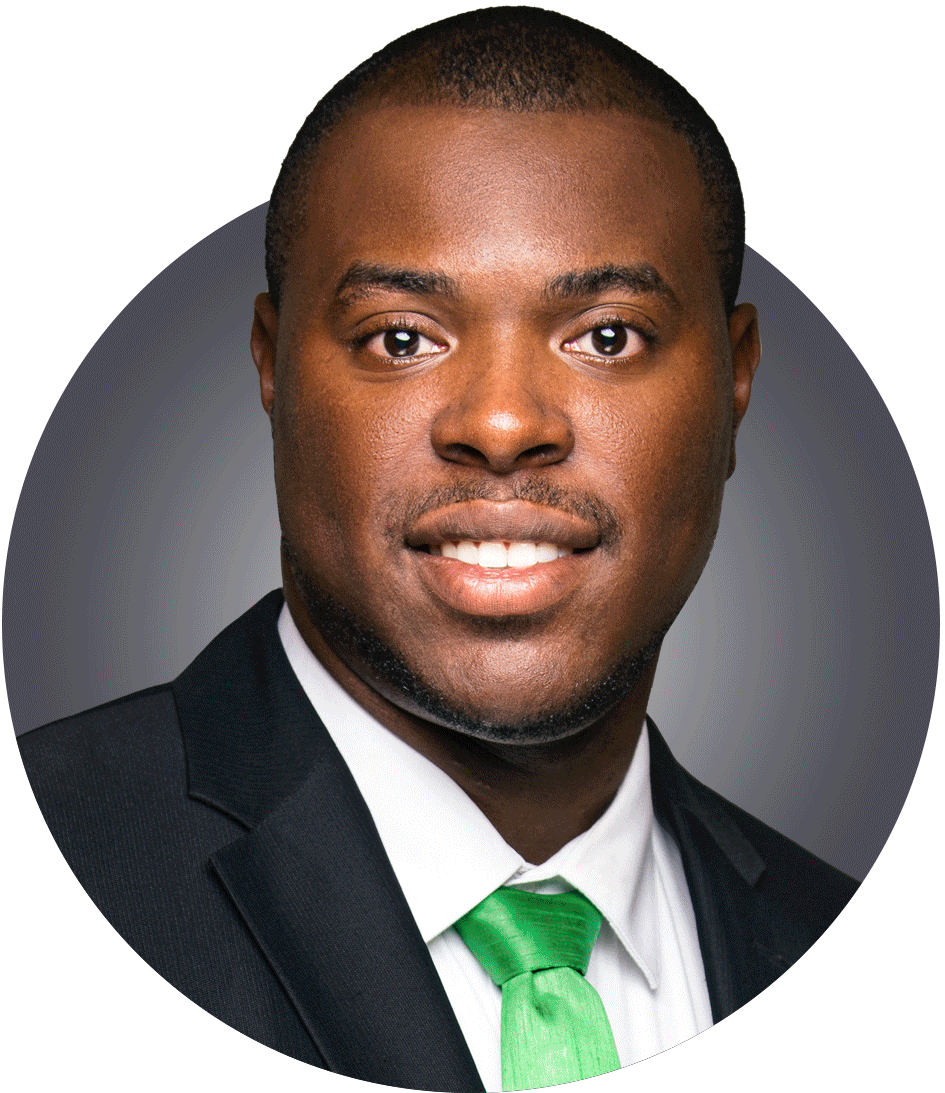 Mr. Laron Moxey - President, Young Democrats Youth Alliance