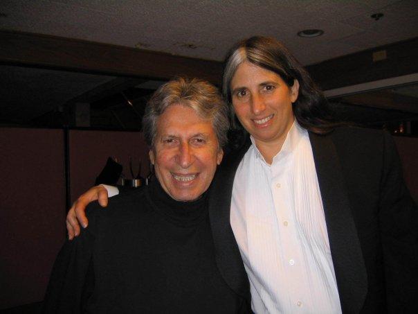 David Brenner and Lisa Geduldig, 2008