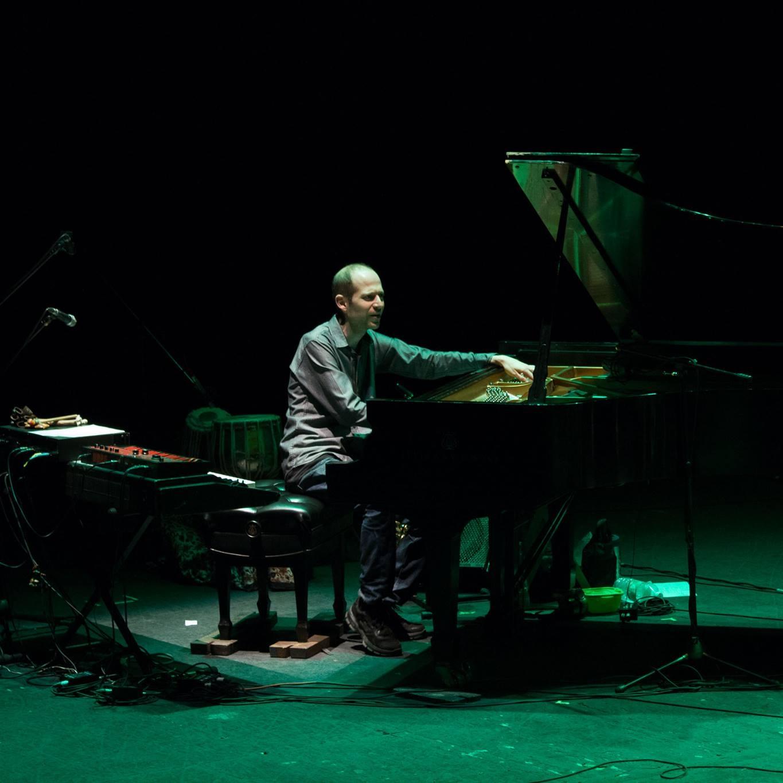 Daniel Aspuru - Concert.