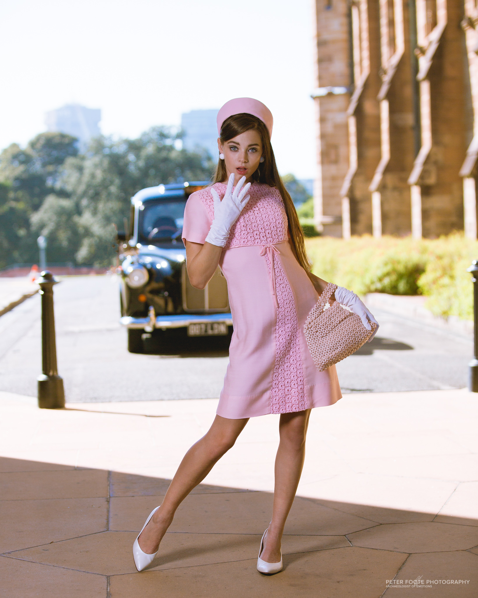 1960s Taxi Editorial