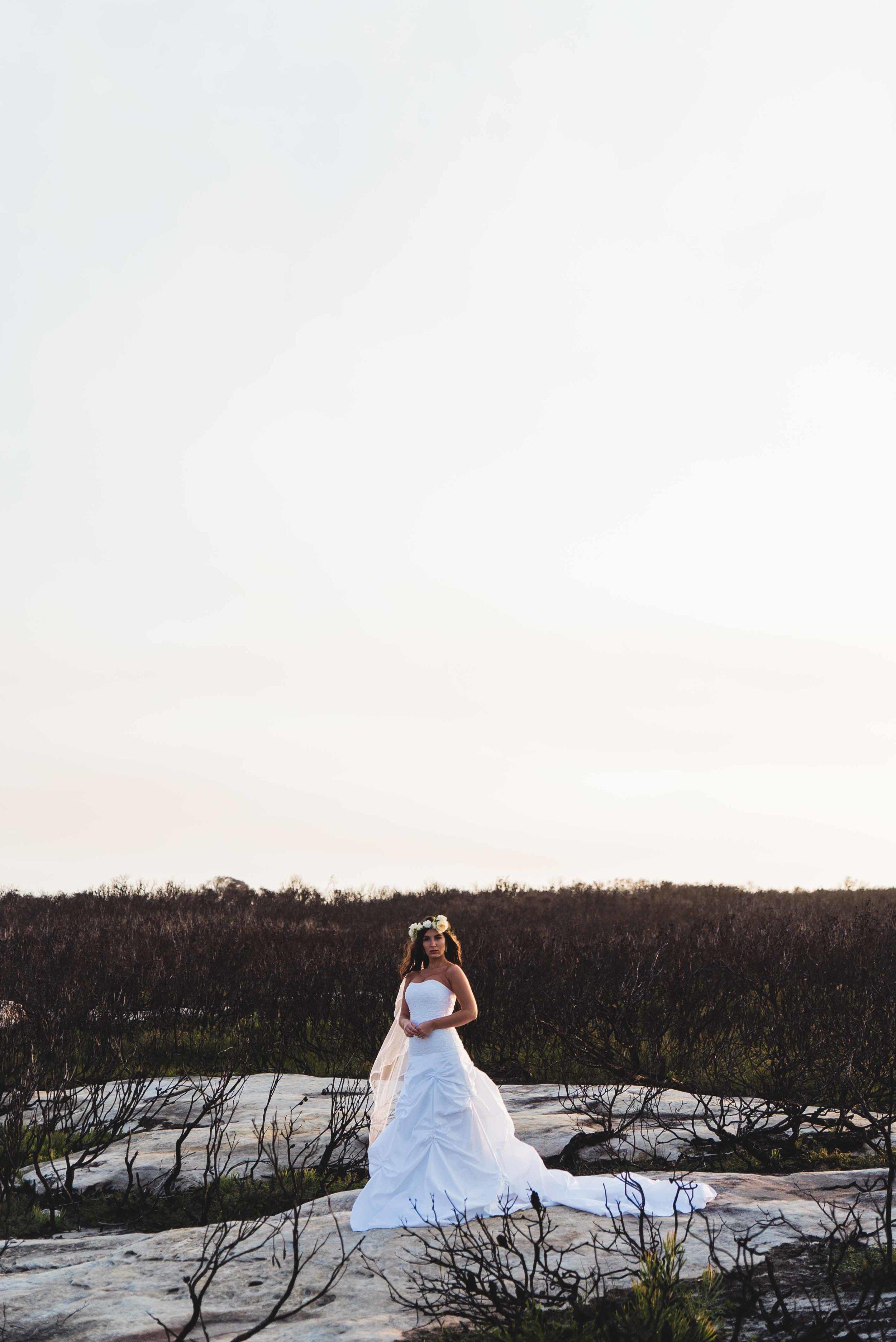 Cliffside Bridal Editorial
