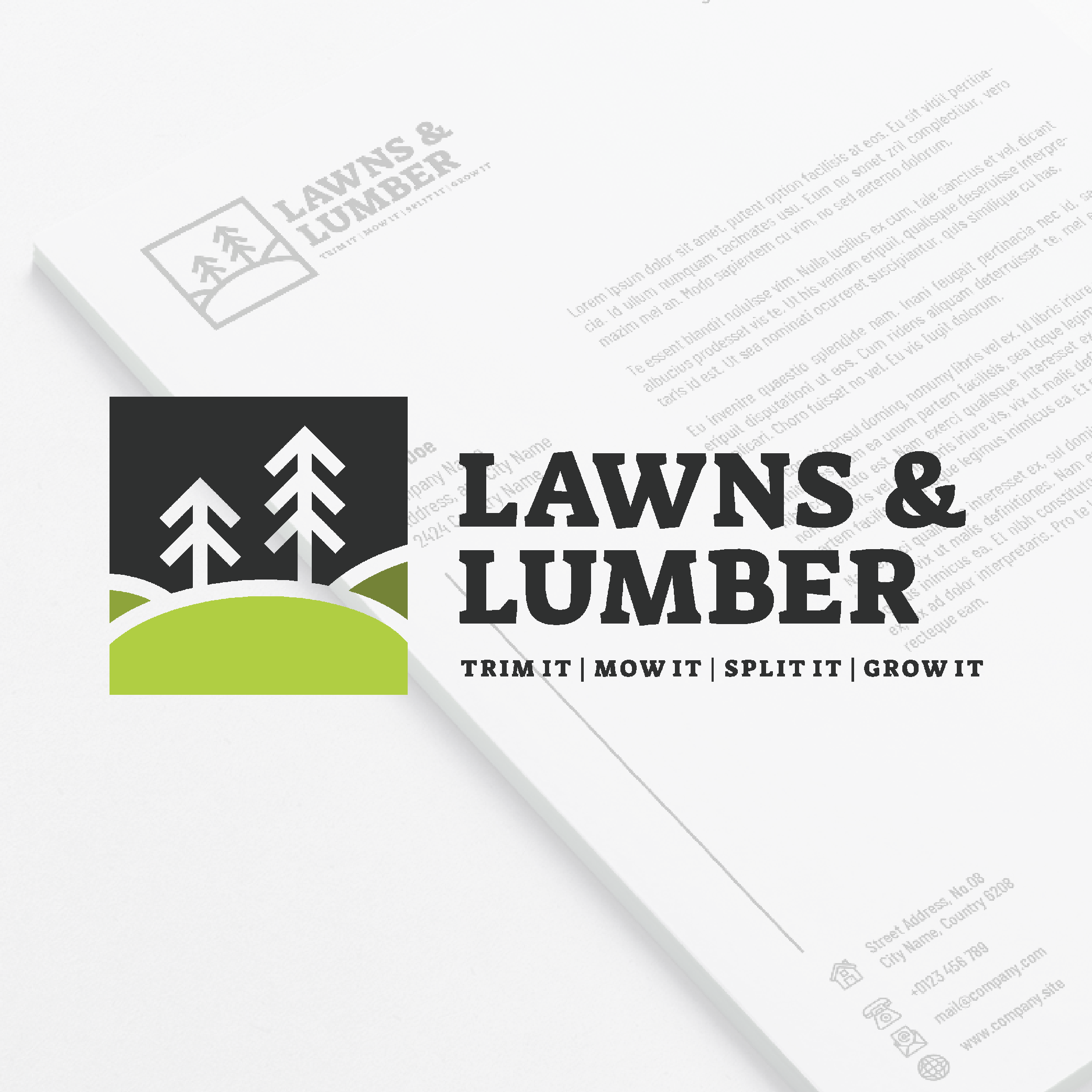 Lawns & Lumber