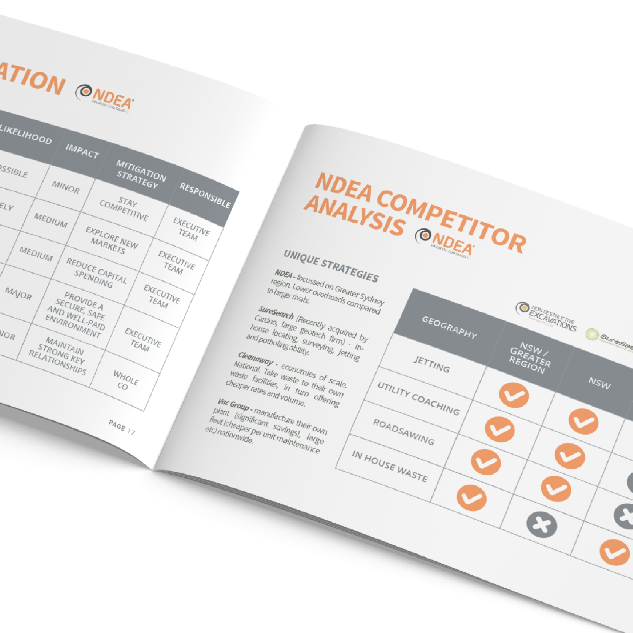 Information Memorandum  Design