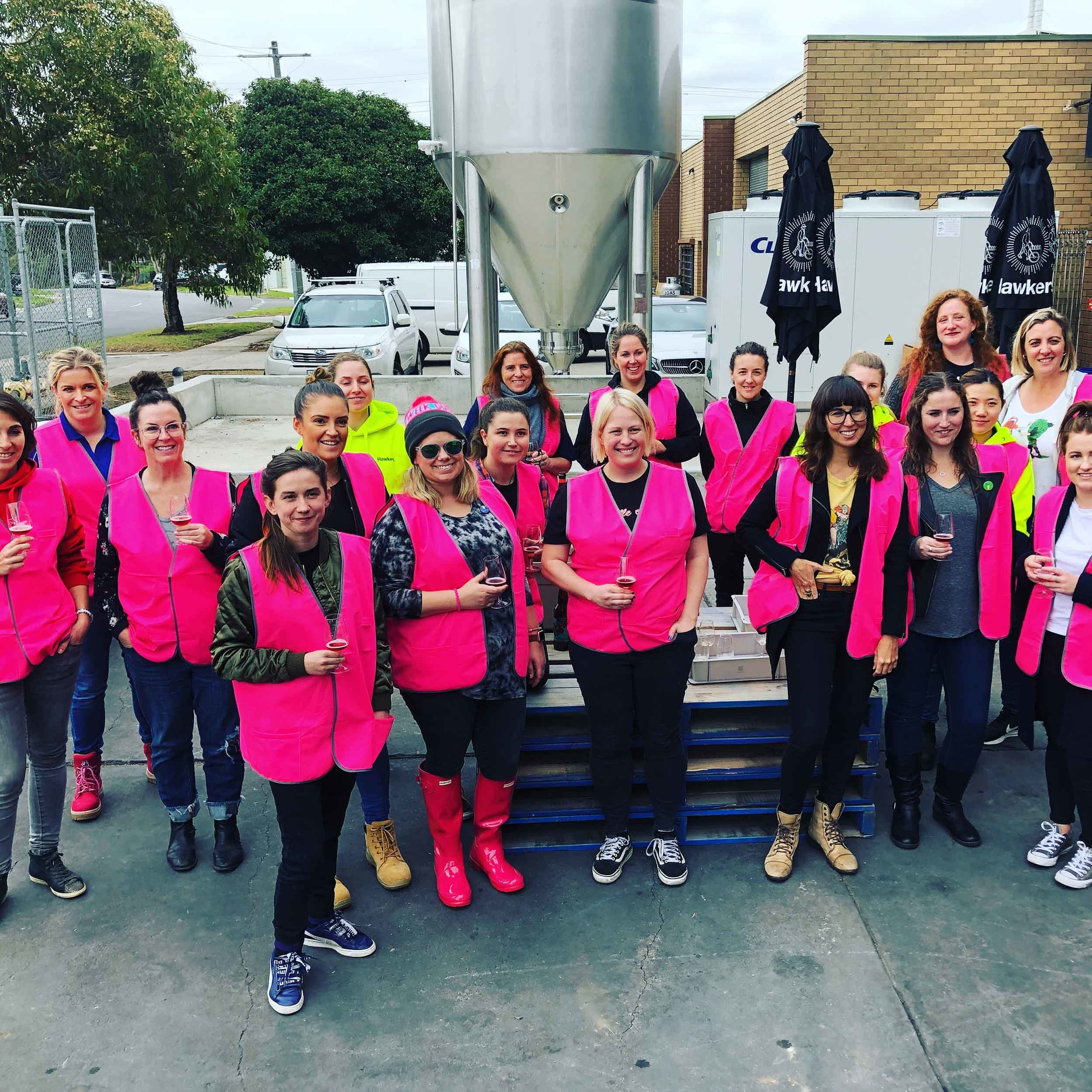 So many inspirational women in beer…