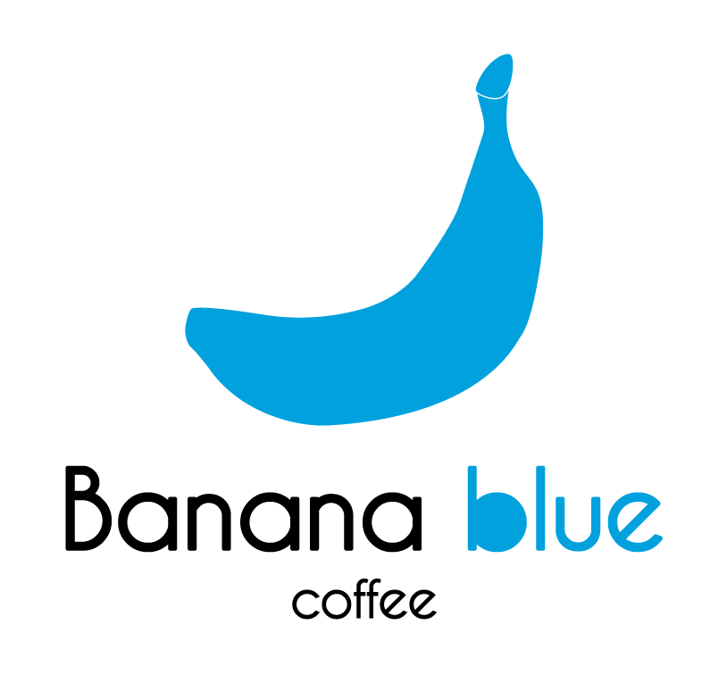 In the blink of an eye, 8 years had passed before we opened our flagship store, and we were rebranded to 'Banana Blue Coffee' with a new logo. Blue represents the endless ocean and the endless future and possibilities that the brand represents aimed to provide customers with fresh and affordable delicious coffee.