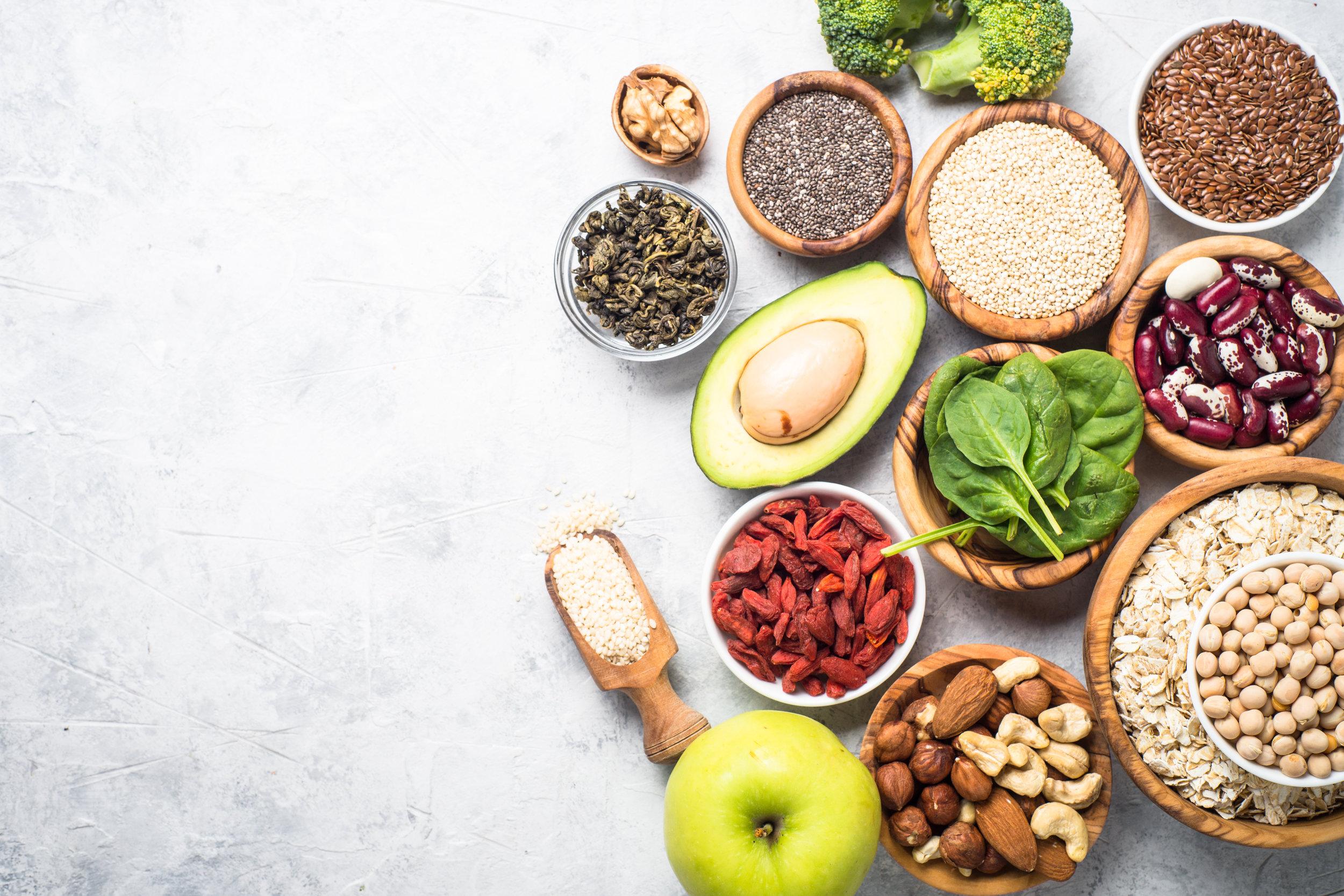 healthy real food
