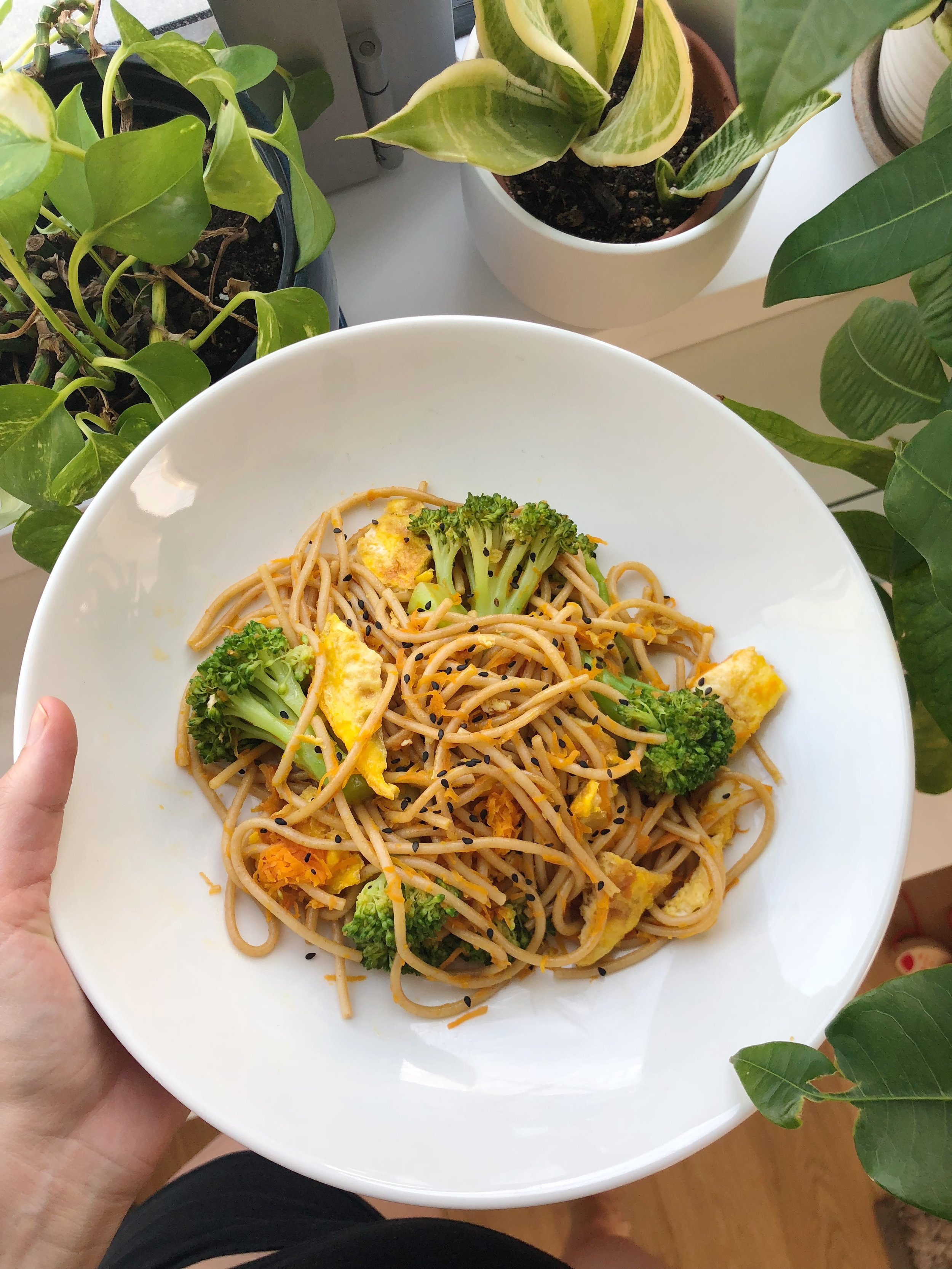 brown_rice_noodles_stirfry