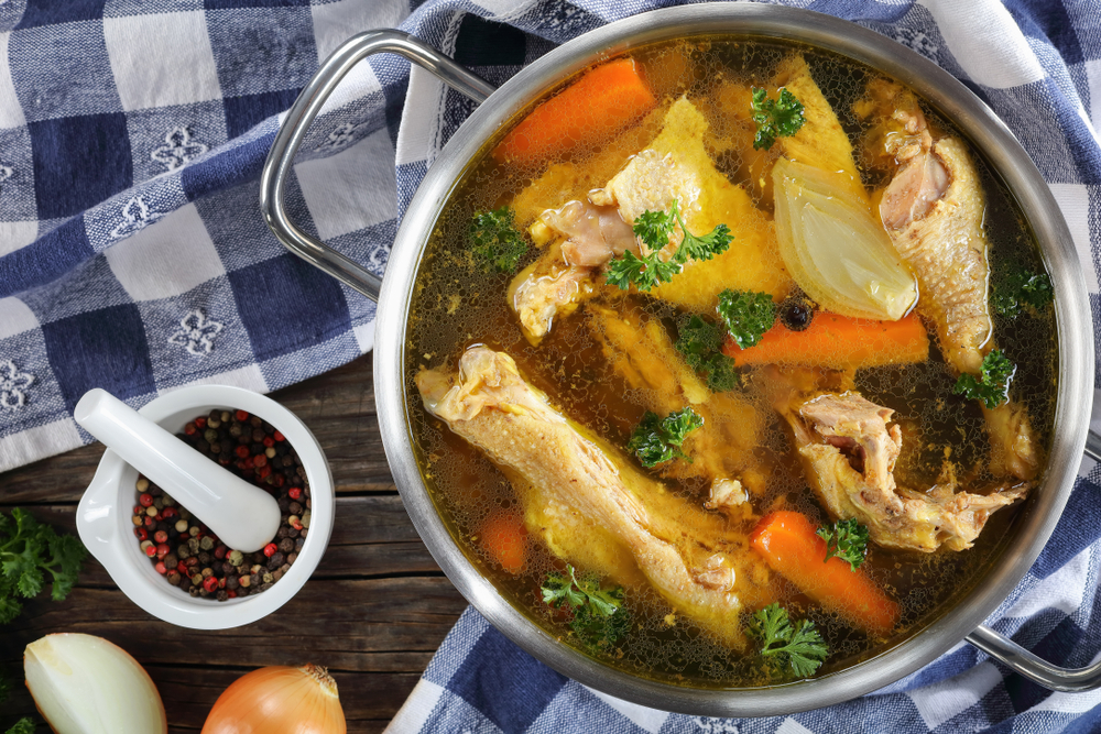 Chicken Broth - COLLAGEN + GLYCINE