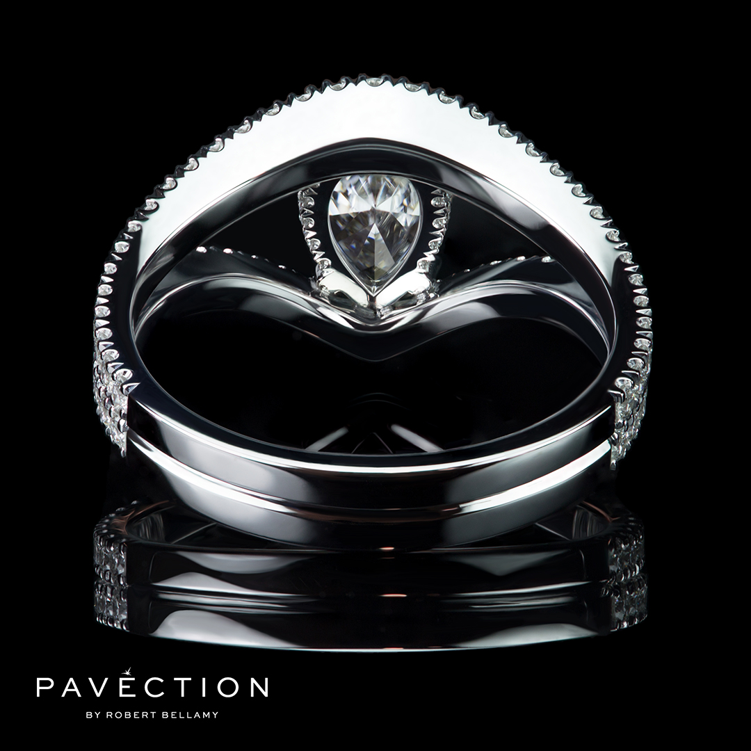 pavection-robert-bellamy-bespoke-brisbane-designer-jeweller-18carat-white-gold-pear-cut-diamond-custom-made-engagement-wedding-proposal-ring.jpg