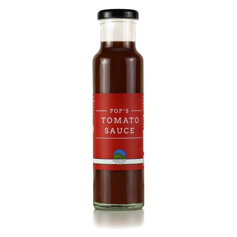 Pop's Tomato Sauce