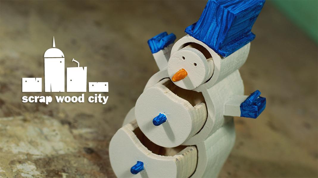Snowman Box >