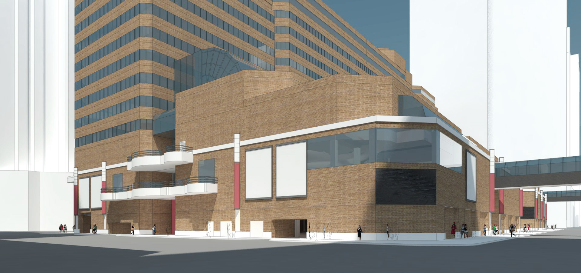 (4/7) Houston Center - Campus Renovation