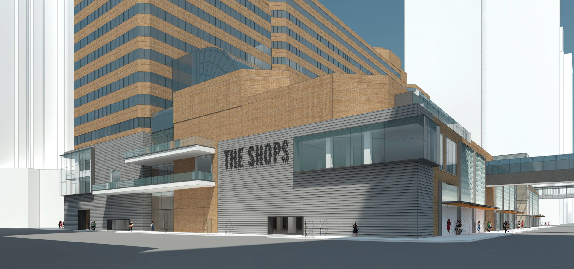 (5/7) Houston Center - Campus Renovation