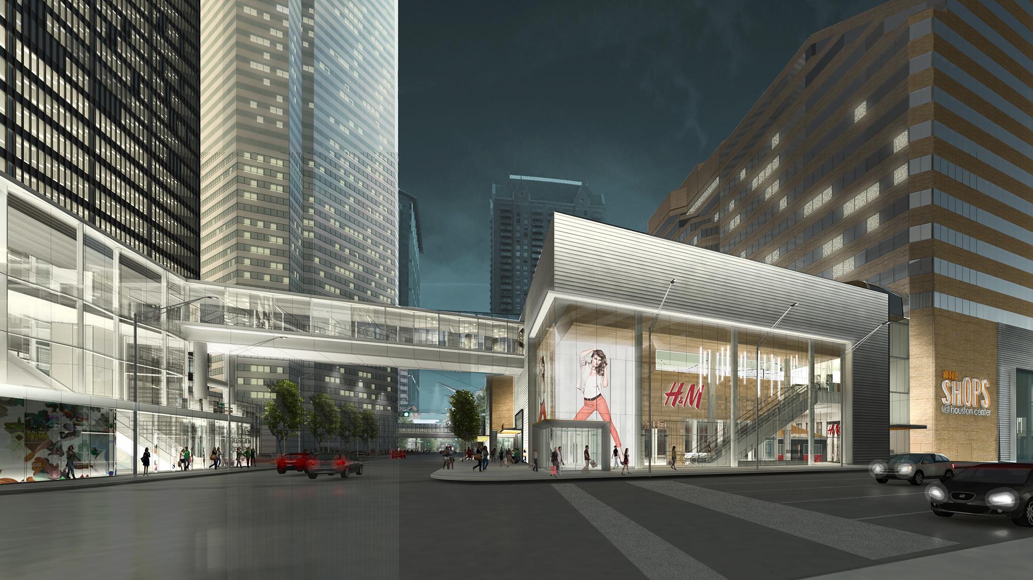 (6/7) Houston Center - Campus Renovation