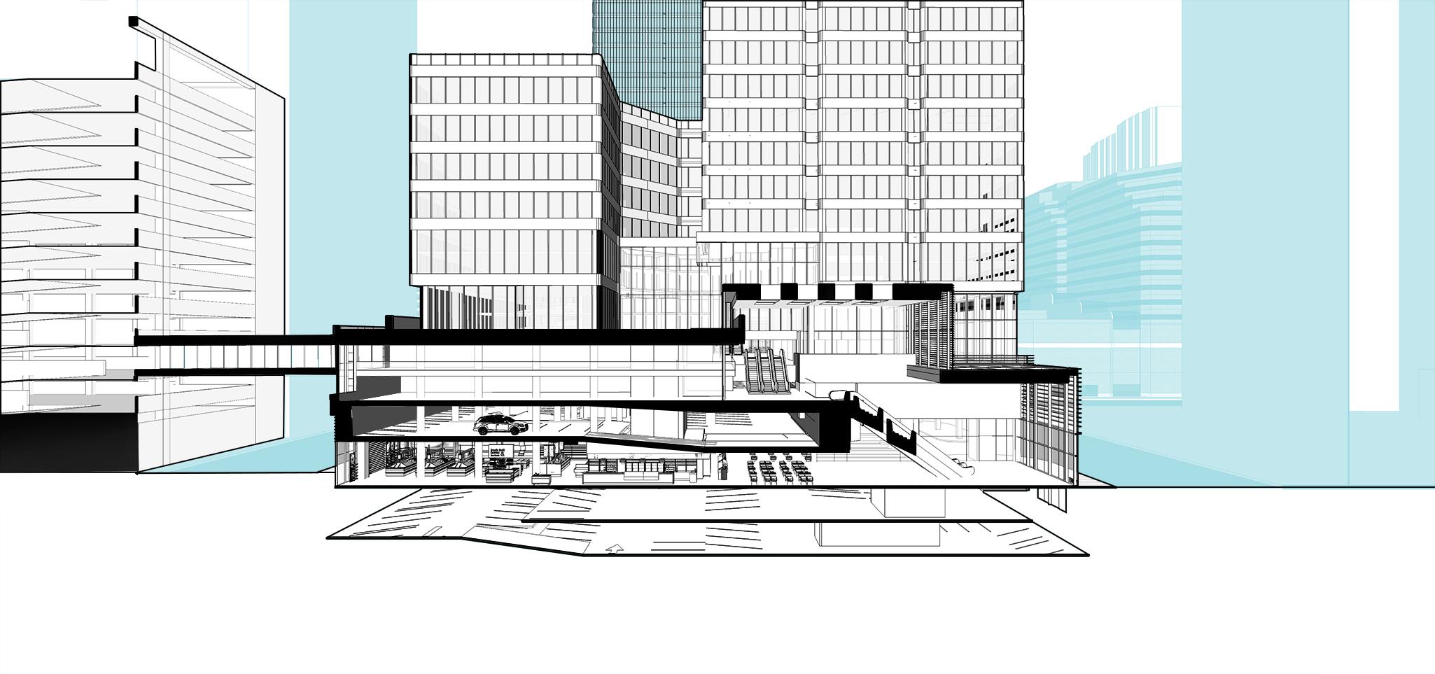 (7/7) Houston Center - Campus Renovation