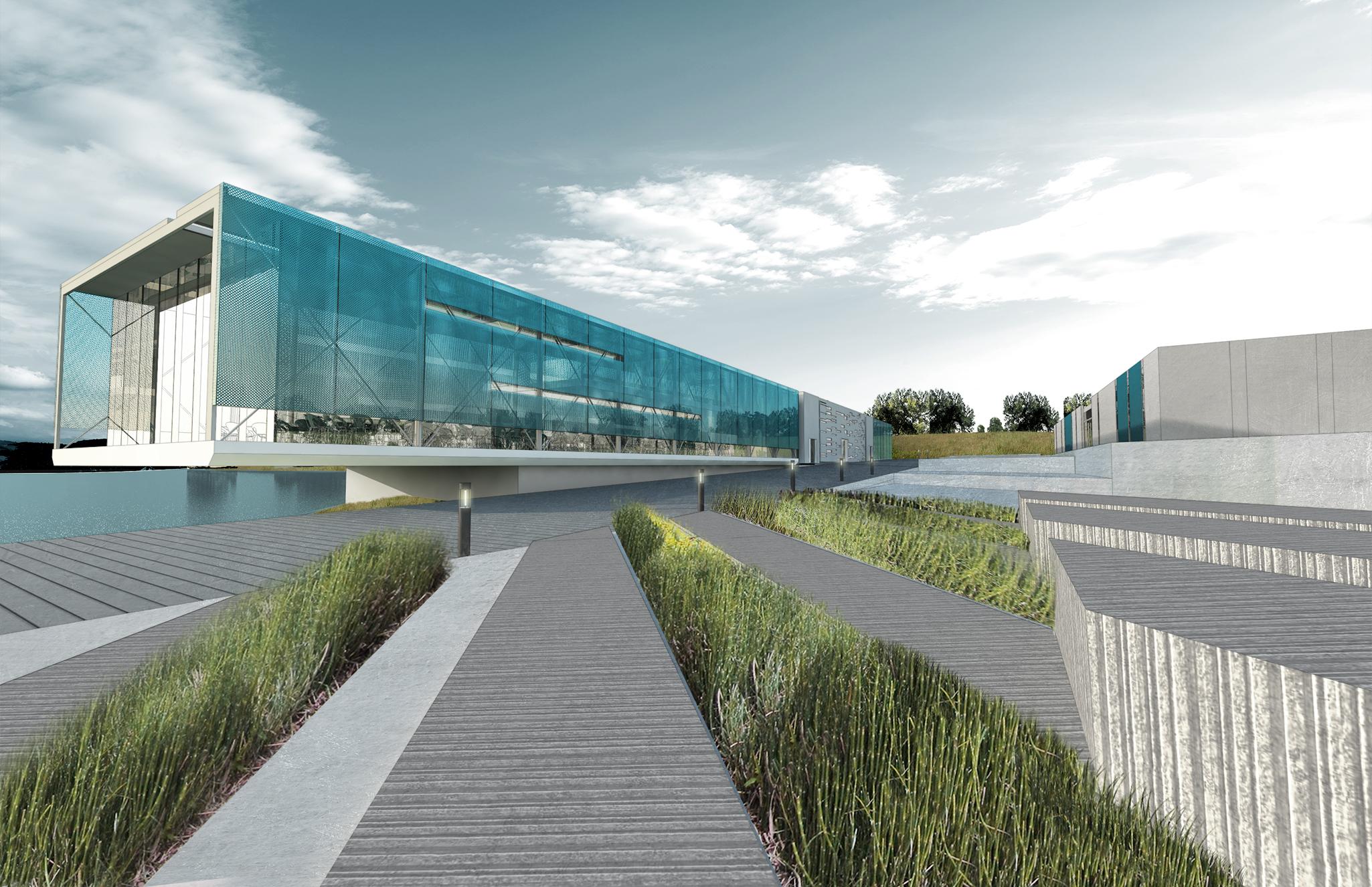 (1/4) Cultural Center - Comprehensive Studio