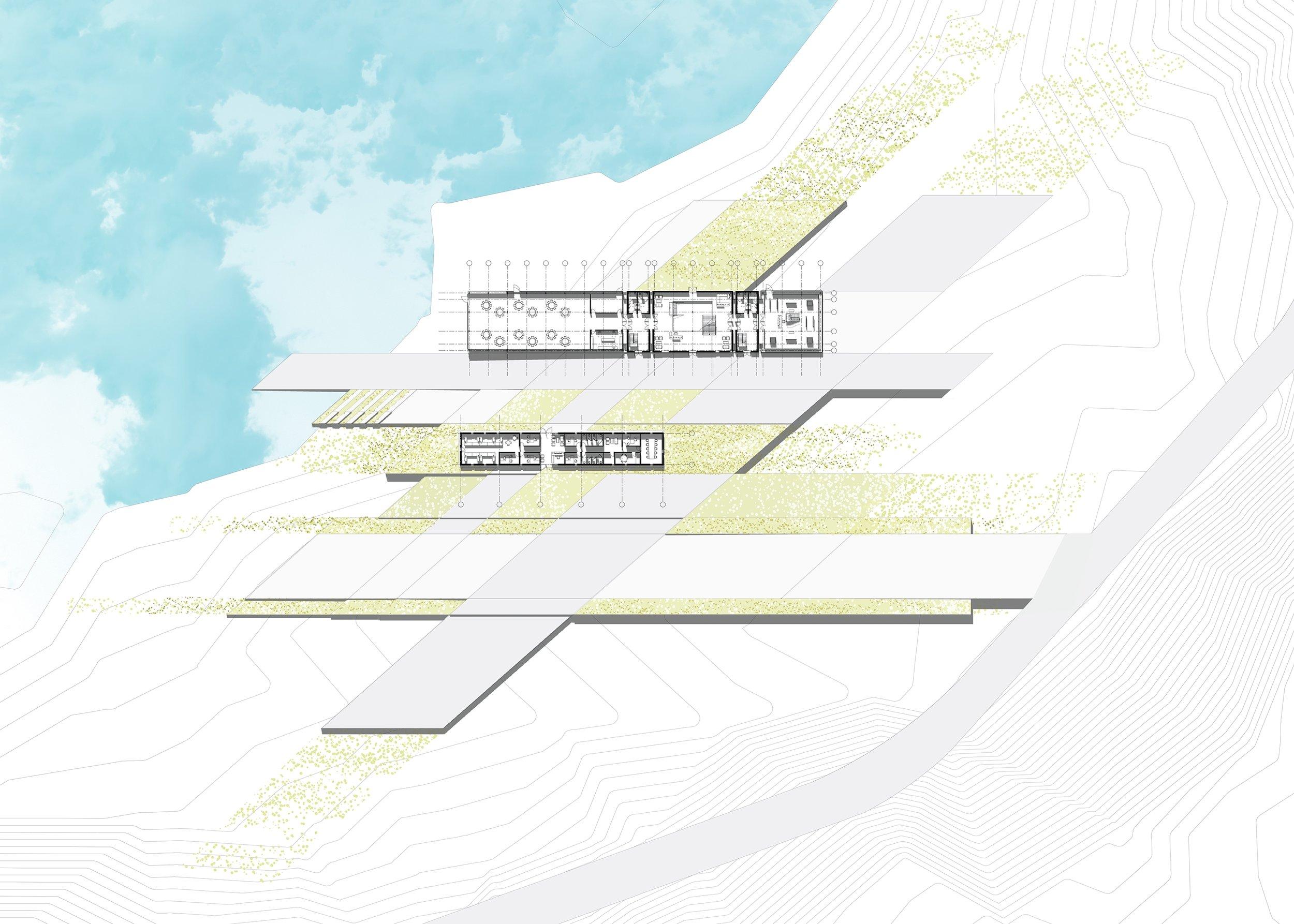 (3/4) Cultural Center - Comprehensive Studio