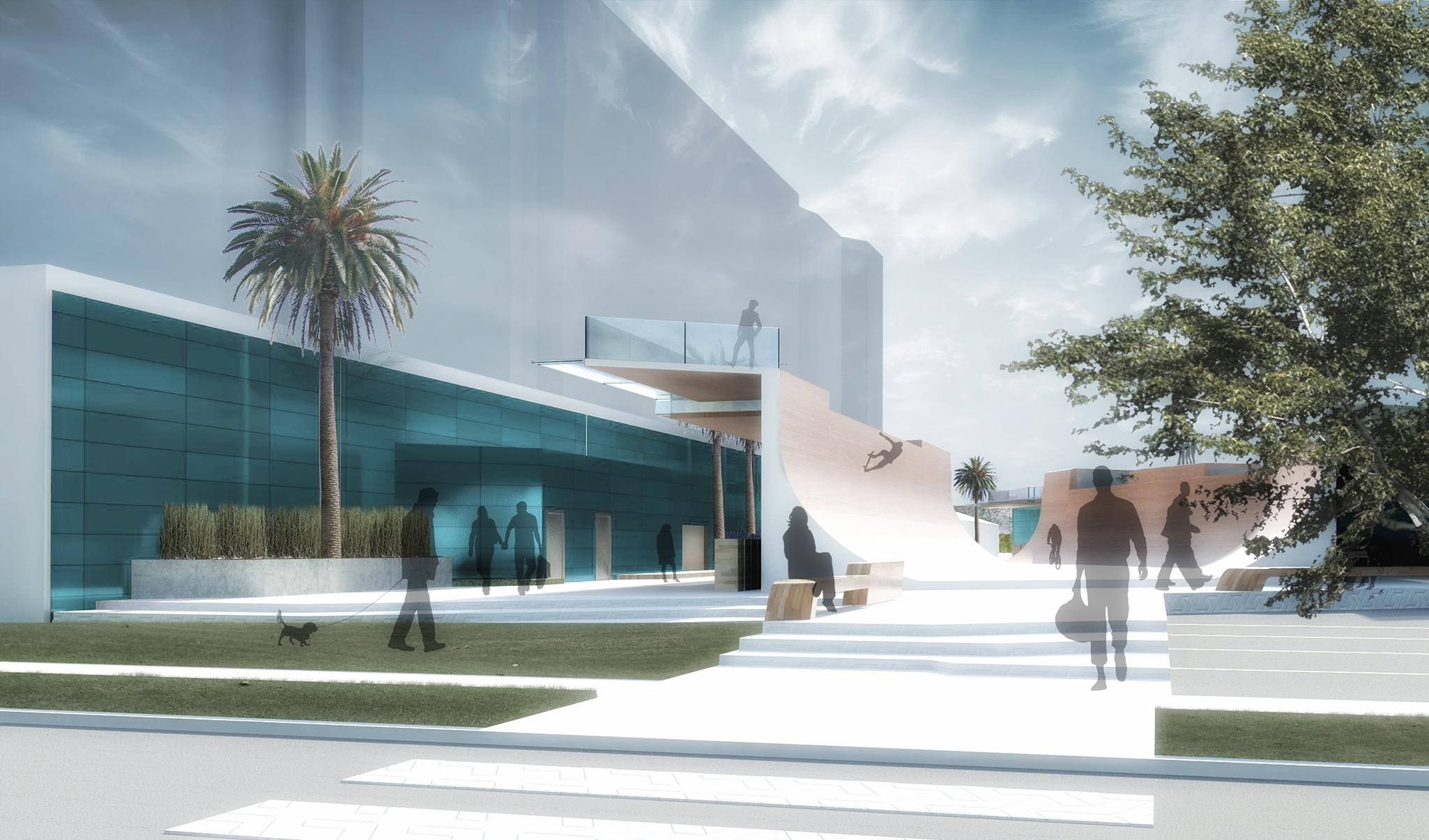 (5/7) Urban Intervention - Graduate Studio