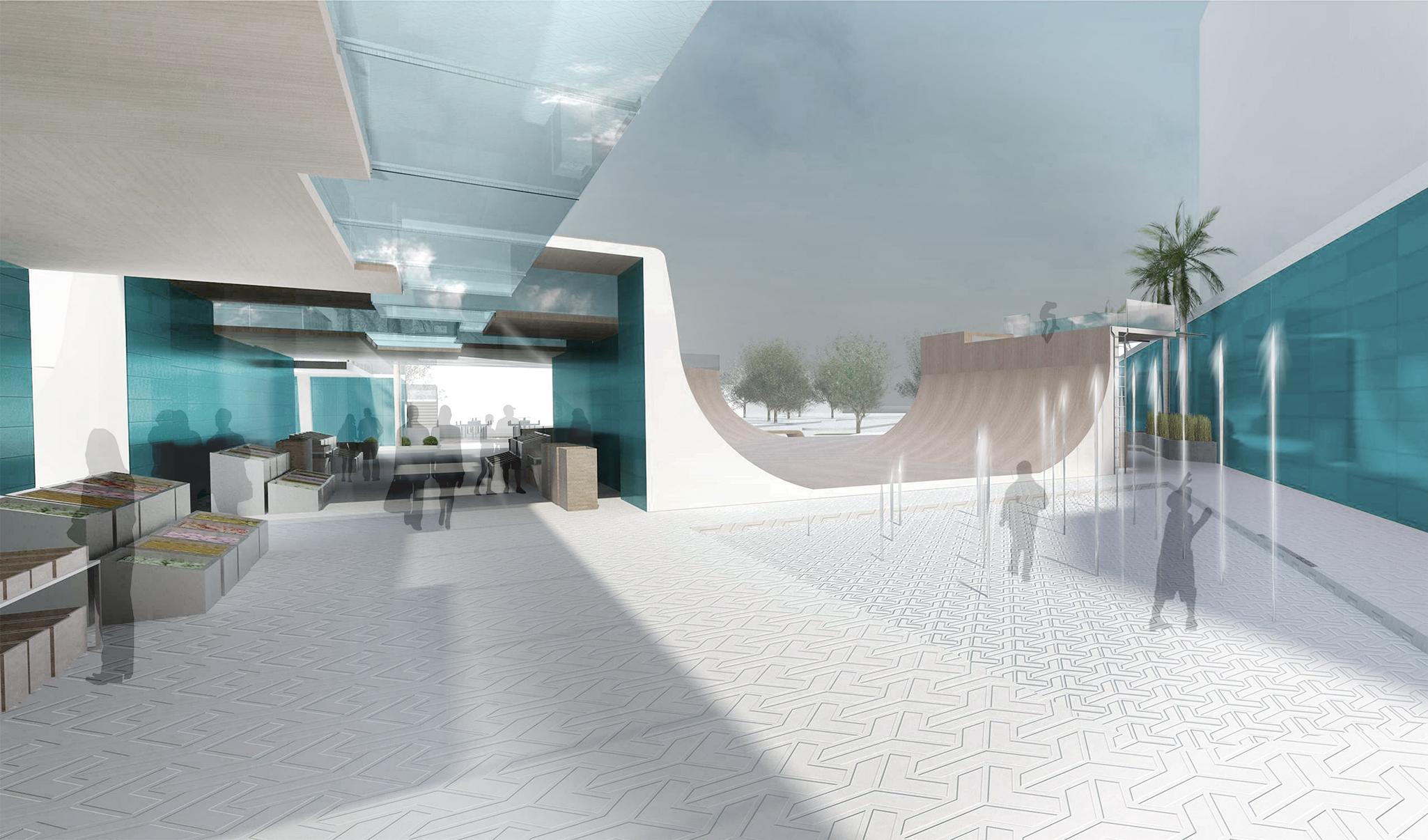 (1/7) Urban Intervention - Graduate Studio